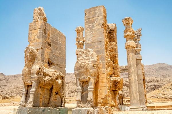 Persepolis Gate